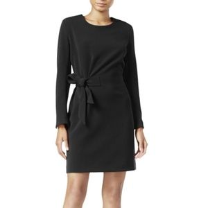 NWT RACHEL Rachel Roy Side Tie Long Sleeve Dress